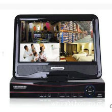 4ch 3 in 1 Analog AHD Digital Video Recorder
