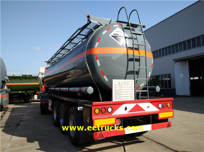 Hydrochloric Acid Trailer Tanks