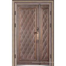 Porta de entrada de ferro para porta de bala à prova de explosão (EP006)