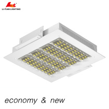 China manufacturer high bay led gas station light fixture 100W 150W 200W