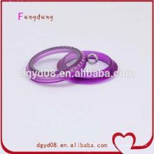 collar diseña el medallón de cristal para la mujer y las muchachas