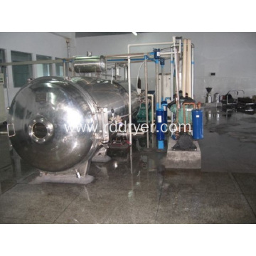 Low Temperature Drying Olive Leaves Equipment- Microwave Vacuum