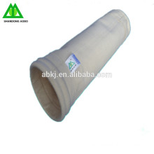 Industrial dust extractor PPS air filter bag/Polyimide dust filter bag