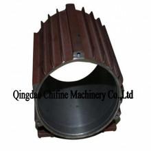 Vivienda de motor de hierro fundido por productos de fundición