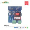DM72-F 72*72mm competitive price LED display single phase digital frequency meter, measure AC frequency