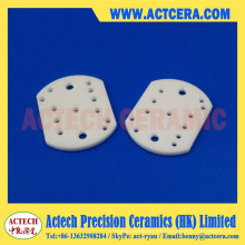 Suministro de piezas de cerámica de circonio Advance de alto rendimiento