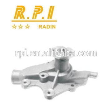 Pièces de refroidissement de moteur automobile automatique pompe à eau 8125501/8129459 pour AMC