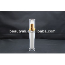 15ml 30ml 60ml 120ml Round cosmetic acrylic bottle