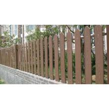Wood Plastic Composite Fencing