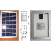 5W Polykristallines Solarmodul PV-Modul