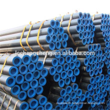 black seamless steel pipe API5L GrB Astm A53 Gr B A106 GrB hot rolled carbon steel pipe