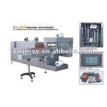 Автоматический тип рукава термоусадочная упаковочная машина продовольственной