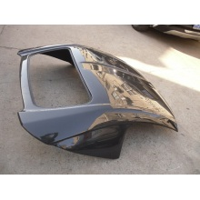Techo de fibra de carbono Honda Car Hard top glass