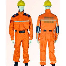 Waterproof Grease Proofing Coverall Workwear, Work Uniform, Safety Wear