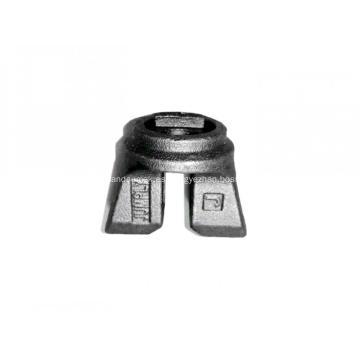 accesorios de encofrado de andamios de extremo de libro mayor