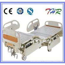 Tripe-manivela manual cama médica (THR-MB317)