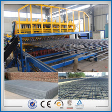 Reinforcing steel rebar mesh welding machine for construction