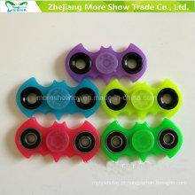 Mão spinner glow in dark fidget spinner adhd edc anti stress brinquedos