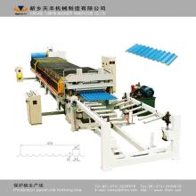 Protection panel roll forming machine