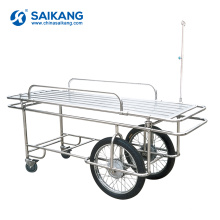 Trole da transferência do paciente hospitalizado da emergência SKB038