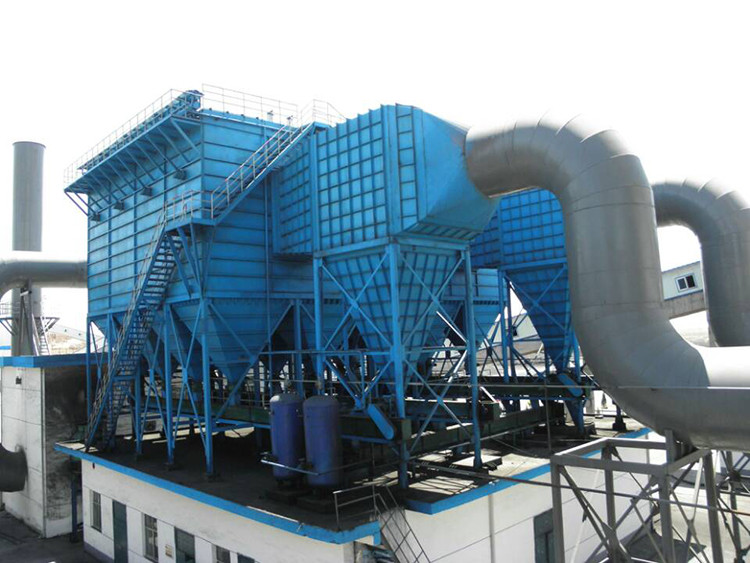 High voltage electrostatic precipitator