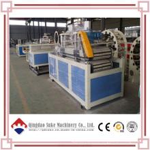 Línea de extrusión de tablero de PVC WPC con CE e ISO