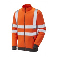 Hai Viz Hooded Sweatshirt Workwear Jacket