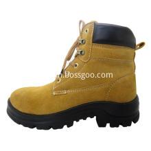 Högsta kvalitet Stål Toe Safety Boots