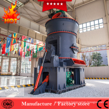 Gypsum powder production line, gypsum rocks pulverize raymond grinding mill