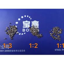 2017 polishing Abrasive steel cut wire shot 0.6mm