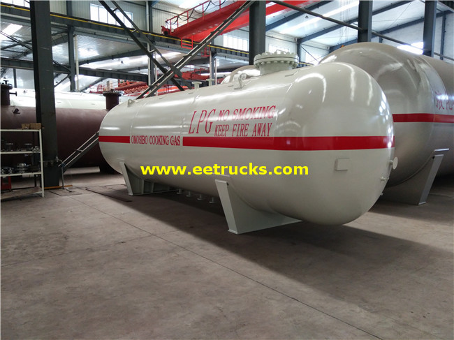 Propylene Gas Aboveground Vessels