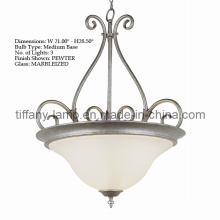 Househod Mordern Glass Pendant Light (Tr026-3p)