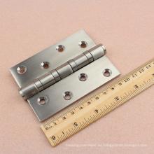 bisagra de puerta de cristal de alta calidad 90 grados con garantía 36 meses