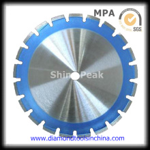 High Frequency Welded Diamond Saw Blade for Granite Marble Concrete