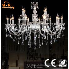 Luxus große Hochzeit Wohnzimmer Licht Kristall LED Kronleuchter