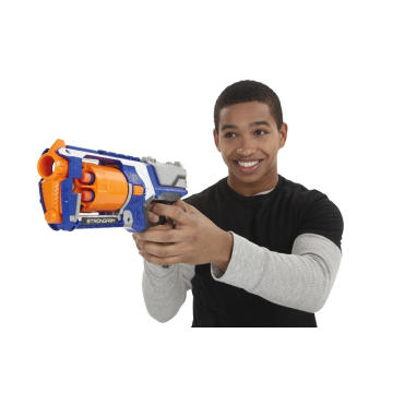 Nerf N-strike Elite Strongarm Blaster For Children