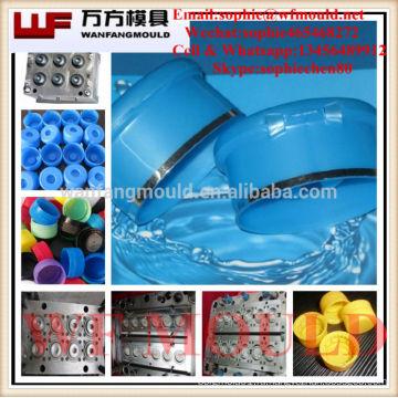 Taizhou 5-галлонная бутылка пластиковая крышка для инъекций плесень для 5-галлонная бутылка пластиковая крышка для инъекций плесень