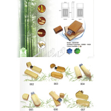 Bamboo USB Flash Disk (02D82001)