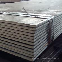 Hb500 Hb400 Hardo450 Plaque en acier résistant à l'usure