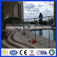 DM hot sale hot-dipped galvanized Temporary fence panels