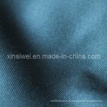 Tissu en twill à deux tons / Tissu en sergé polyester pour pantalons (SLTN9313)