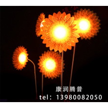 Simulation Sunflower Lawn Light