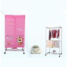 Secador de la ropa del aire caliente 1000W con la máquina de la calefacción de PTC