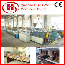WPC Machine for making profile,fence,decking,floor