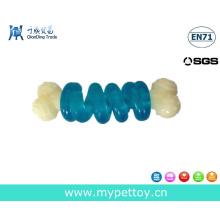 Nylon mit TPR Hundeknochen Haustier Spielzeug