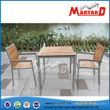 Set de Table à manger en bois de teck de Foshan