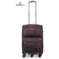 Chubont Hot Sell Waterproof Nylon Spinner 5 Wheels Travel Luggage