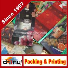 Вино Бумажная сумка (2321)