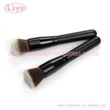 Schwarzes Make-up Pinsel Hersteller aus China