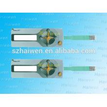 ПЭТ водонепроницаемая мембранная панель переключателя